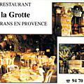 Auberge du Vieux Moulin-Restaurant la Grotte