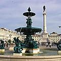 Deux visites de Lisbonne (4/28). Histoires et légendes.