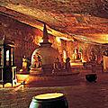 Sri Lanka, l'ïle dont on rêve (18/37). Dambulla et représentations de Bouddha