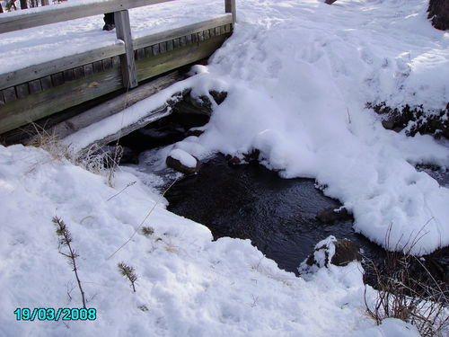 Laponie - Mars 2008