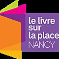 Au <b>Livre</b> sur la <b>Place</b>, édition 2013 !