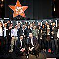 Les trophées imc awards 2015 décernés par l'internet managers club