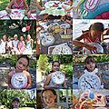 Jour j, anniversaire 10 ans, craft party
