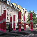 La Fontaine de Rougemont rosit à <b>Belfort</b>