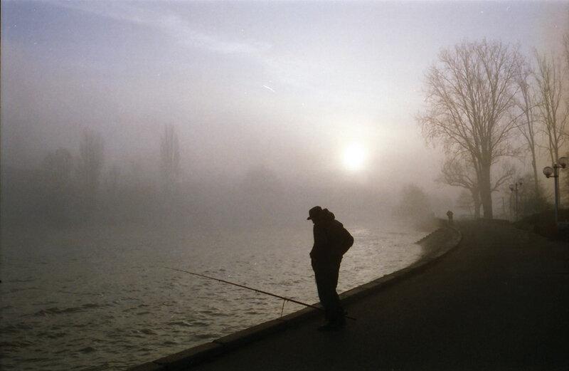 P 94 02 Sablé dans la brume en février 1994 13
