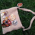 Mon premier <b>sac</b> <b>tricoté</b>