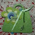 Un mini <b>album</b> sac de fille