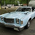 Ford ranchero 500-1979