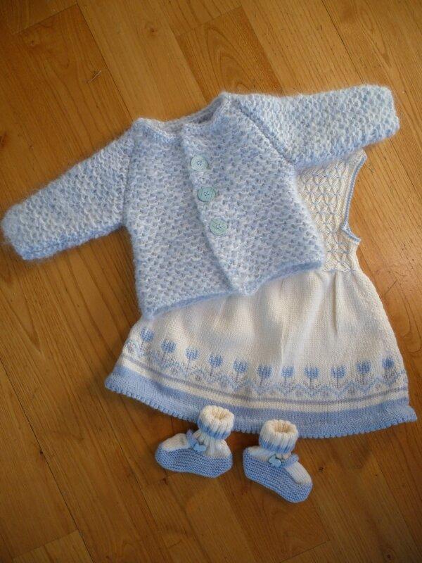 robe à smocks 018