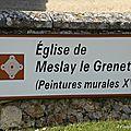 La danse Macabre de Meslay- Le- Grenet