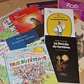 De chouettes lectures à glisser dans la valise de vacances de nos petits lecteurs