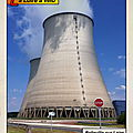 Grosses bises nucléaire de Belleville-sur-Loire (58)
