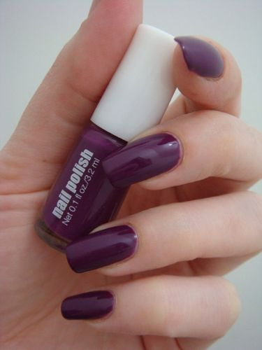 H&M - Dark Purple