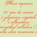 Voile de soie pour le corps : lotion hydratante riche et soyeuse orange-patchouli