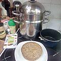 Gâteau paléo à la patate douce sans sucre ajouté