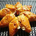 Gâteau au fromage blanc, au chorizo, à la tomate et à la mozzarella