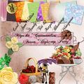 Gourmandises - mégakit forum digiscrap party