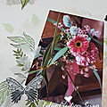 <b>Page</b> Bouquet d'un jour - M&T Version Scrap