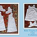 Robe trapèze 3 ans