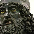 Greek bronzes raise hope of revival at <b>Reggio</b> Calabria National Archeological Museum