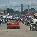 Le marché de bouaké