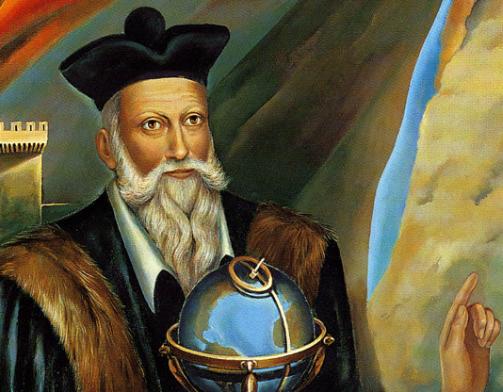 Capture Nostradamus