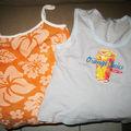 Couture à l'orange