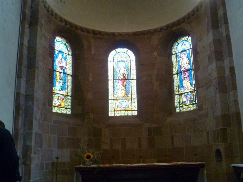 Eglise Ste Foy1