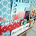 Love this family moment - scraptastic challenge