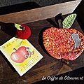proposé par Dinette en crochet : Le sac de la marchande - le coffre de Scrat et Gloewen, couture, lecture, DIY, illustrations...