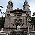 Hearst castle et mission la purisma