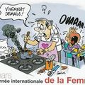 <b>Journée</b> <b>Internationale</b> de la <b>Femme</b>