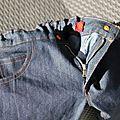 Un jeans slim pour alexandre ...