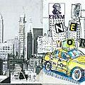 Carnet de voyage New-York