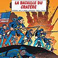 Les Tuniques Bleues : La bataille du cratère (tome 63)