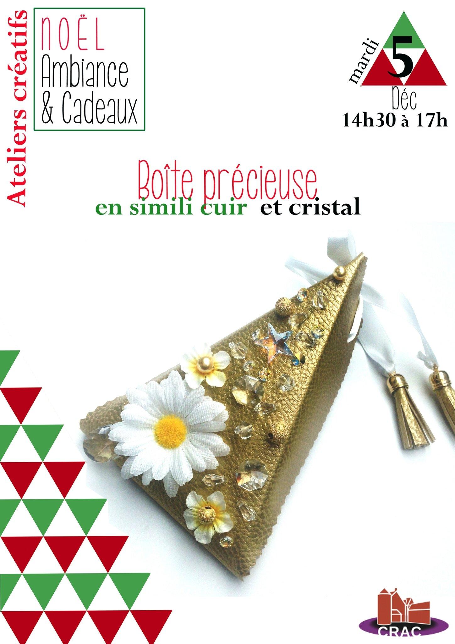 Préparer Noël au CRAC ...