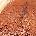 Fondant au quinoa à ig bas