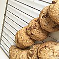 Cookies aux chocolat