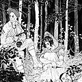 Les aventures de diane d'aventin, la mariée était en fuite, chapitre 1.