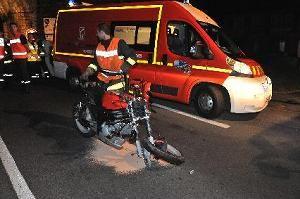 Accident 23 août 2009