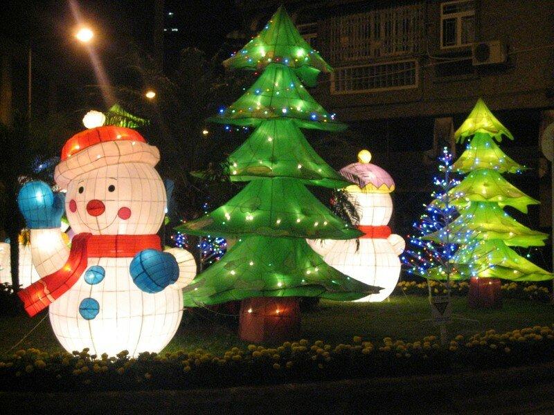 Noël à Macao