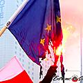 La pologne chretienne dit non a l'islamisation de son pays et rejette l'europe mondialiste !