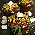 Cupcakes rocky road !