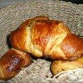 Mes petits croissants
