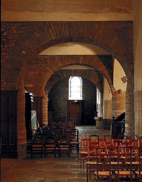Guichen, église Saint Martin, intérieur