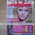 Sugar Magazine (juin 2007)