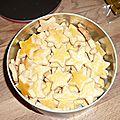 Sablés à la poudre d'amande (noël)