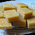 Biscuits au caramel