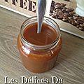 Caramel beurre salé crème liquide