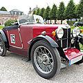 MG M-Type Midget 1931